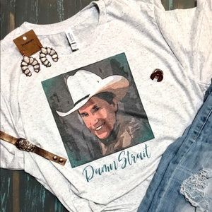 Graphic Tee George Strait